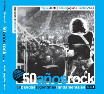 50 años de rock lado a