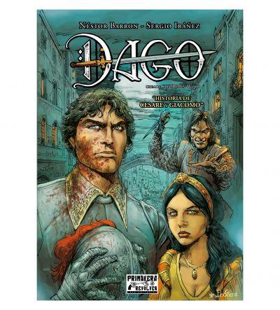 Dago: historia de Cesare y...