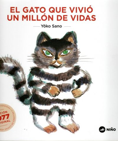 El gato que vivió un millón...