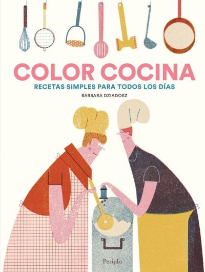 Color cocina (para adultos)